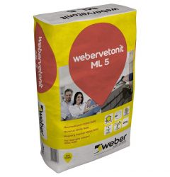 webervetonit ML 5 Kilpis 154 25 kg