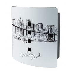 Avainkaappi Motiv Skyline New York 620410Ni