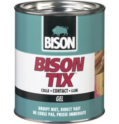 Bison Kontaktiliima Tix Contact Adhesive Gel 750 ml