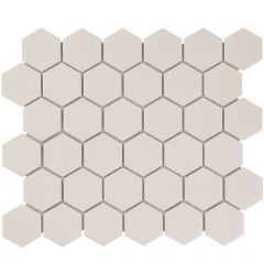 BARCELONA AFH13051 5,1X5,9 EXTRA WHITE GLOSSY HEXAGON 0,91