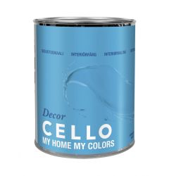 CELLO DECOR SISUSTUSMAALI PM1 0,9 L