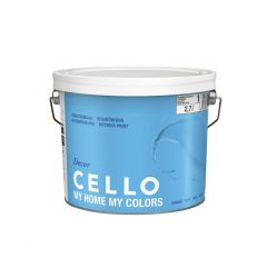 CELLO DECOR SISUSTUSMAALI PM3 2,7 L